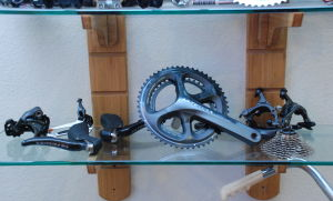 11 Speed Ultegra Groupo